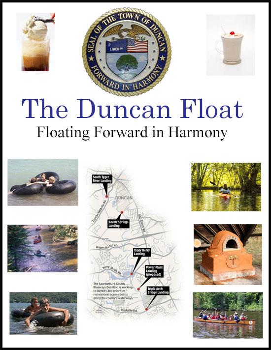 Duncan Float proposal cover