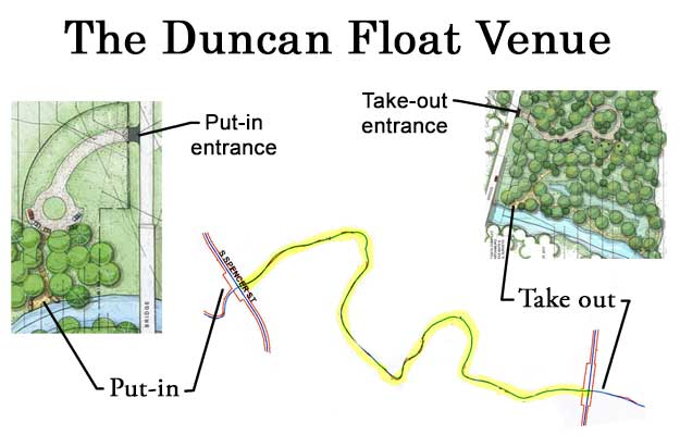Duncan Float Venue