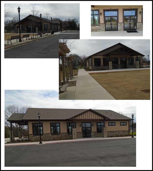 Duncan event center